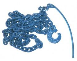 Catena Piatta gr 100– 7 mm Blu