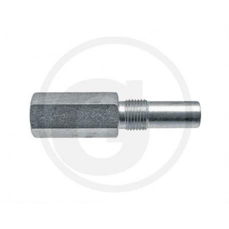 Ferma Pistone In Metallo