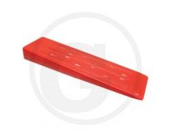 Cuneo Abbattimento In Materiale Plastico cm 140
